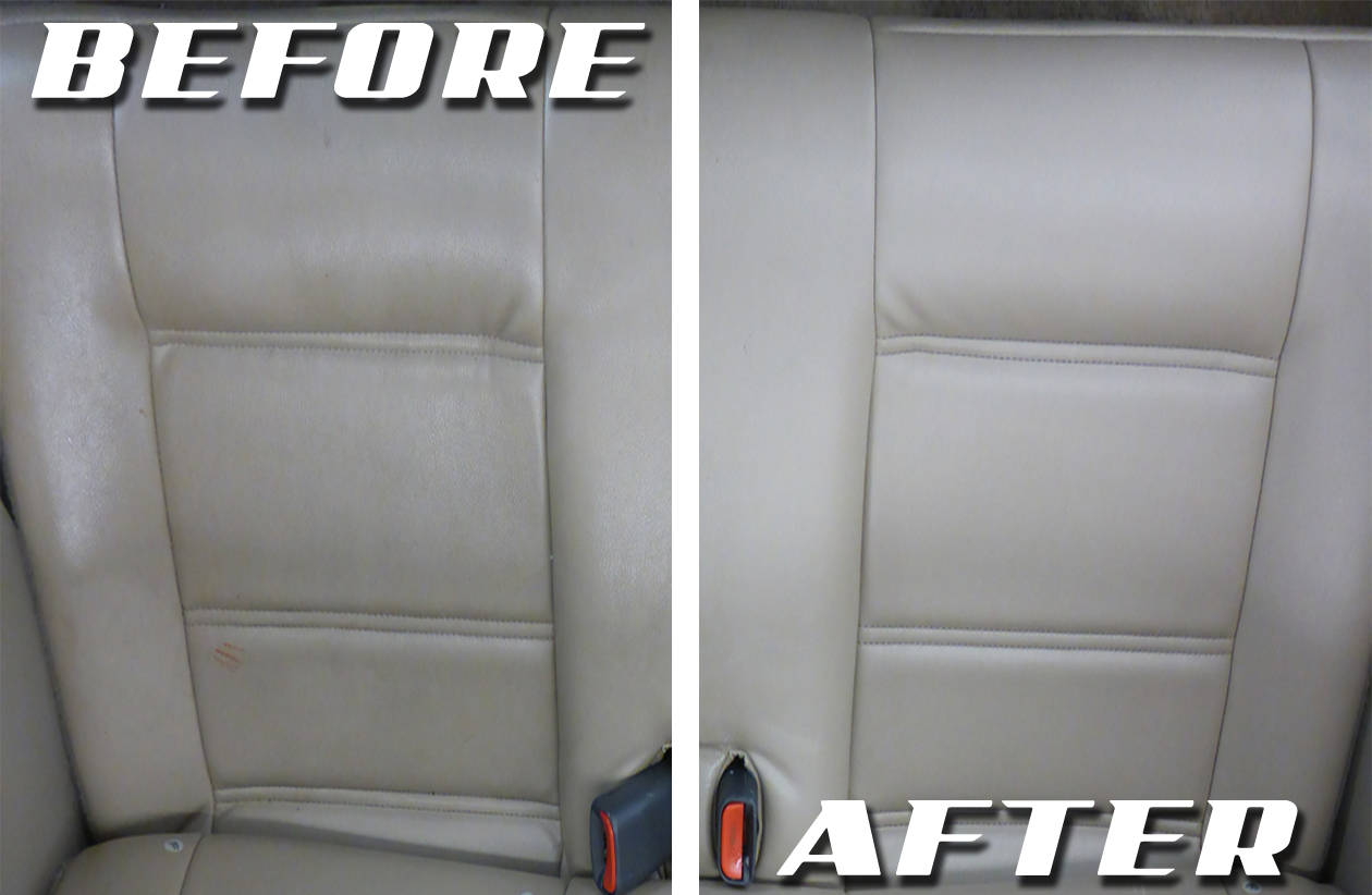 How To Clean Leather Car Seats Upholstery Cleaning Hub