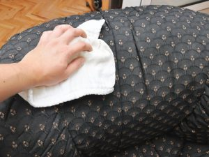 How to Remove Mildew from Fabric